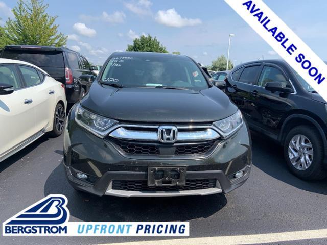 2018 Honda CR-V Vehicle Photo in Oshkosh, WI 54904