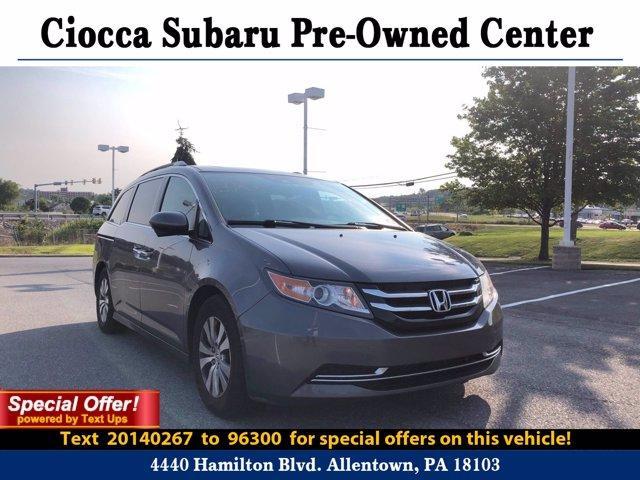 2014 Honda Odyssey Vehicle Photo in Allentown, PA 18103