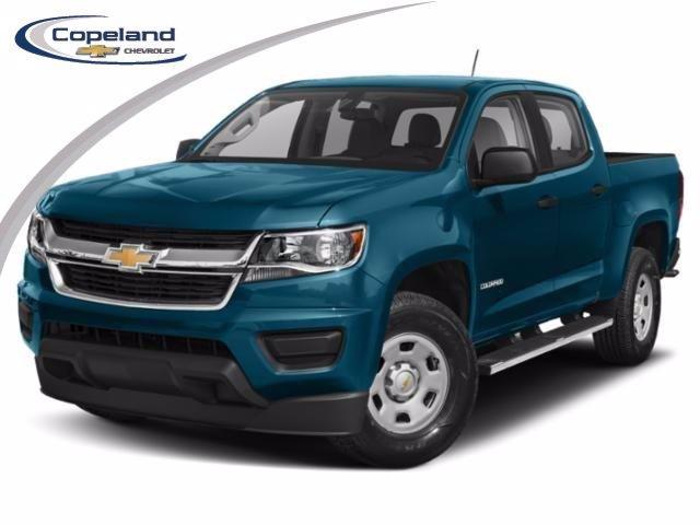2019 Chevrolet Colorado Vehicle Photo in BROCKTON, MA 02301-7113