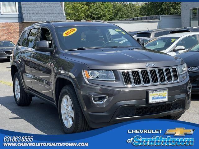 2015 Jeep Grand Cherokee Vehicle Photo in SAINT JAMES, NY 11780-3219