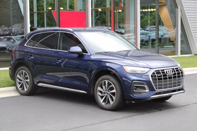 2021 Audi Q5 Vehicle Photo in Charlotte, NC 28269