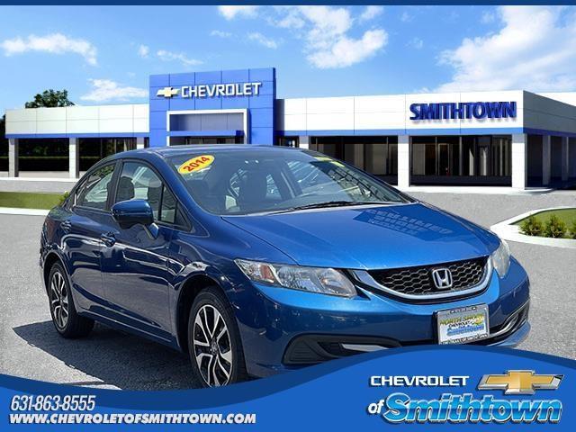 2014 Honda Civic Sedan Vehicle Photo in Saint James, NY 11780