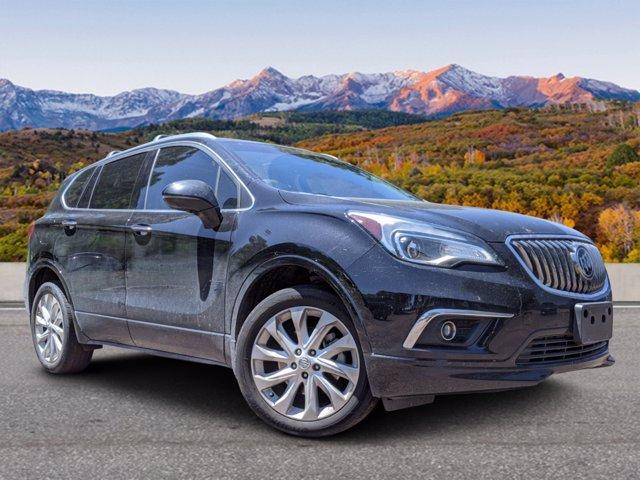 2017 Buick Envision Vehicle Photo in Colorado Springs, CO 80905