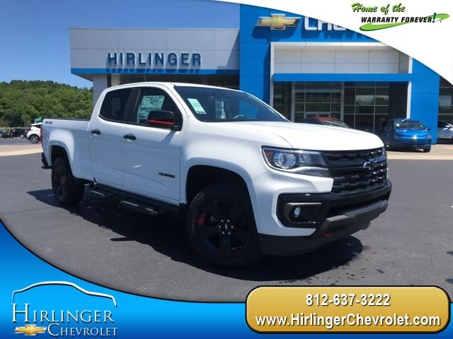 2021 Chevrolet Colorado Vehicle Photo in West Harrison, IN 47060