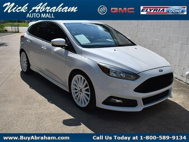 2016 Ford Focus Vehicle Photo in ELYRIA, OH 44035-6349