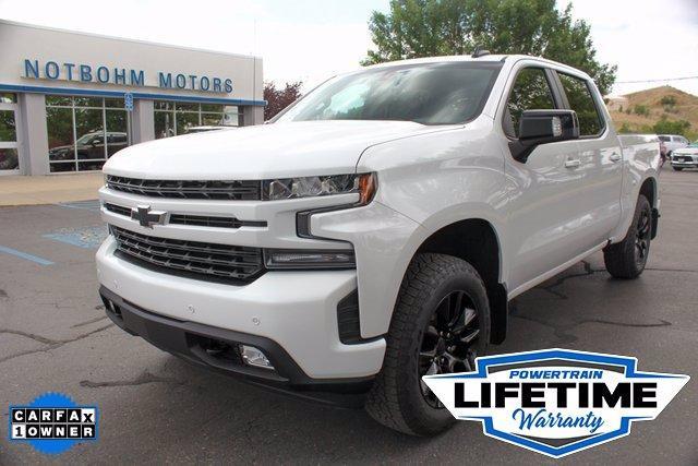 2019 Chevrolet Silverado 1500 Vehicle Photo in Miles City, MT 59301-5791