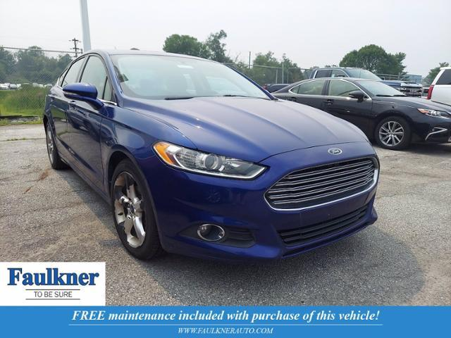 2014 Ford Fusion Vehicle Photo in WEST CHESTER, PA 19382-4976