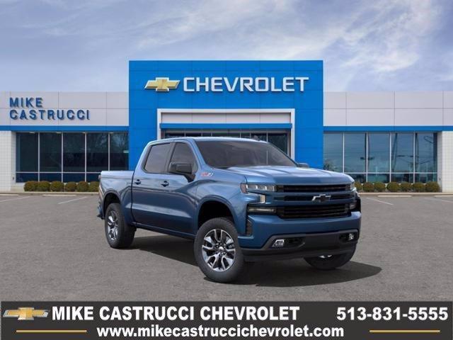 2021 Chevrolet Silverado 1500 Vehicle Photo in MILFORD, OH 45150-1684
