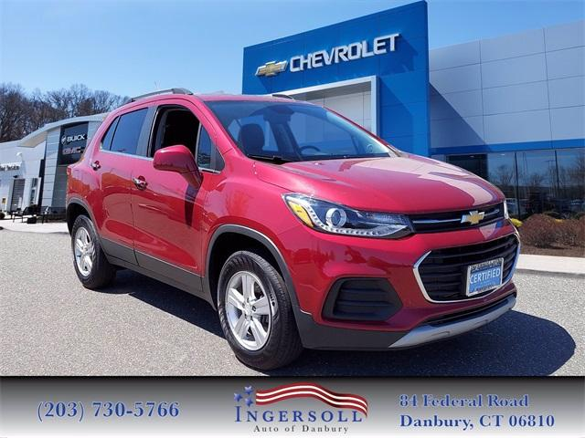 2018 Chevrolet Trax Vehicle Photo in Danbury, CT 06810