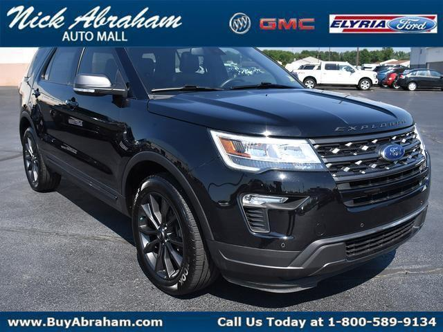 2019 Ford Explorer Vehicle Photo in ELYRIA, OH 44035-6349