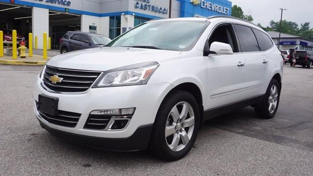 2017 Chevrolet Traverse Vehicle Photo in MILFORD, OH 45150-1684