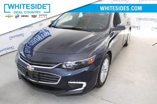 2018 Chevrolet Malibu Vehicle Photo in St. Clairsville, OH 43950