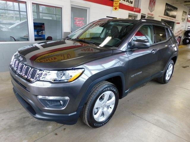 2021 Jeep Compass Vehicle Photo in Medina, OH 44256