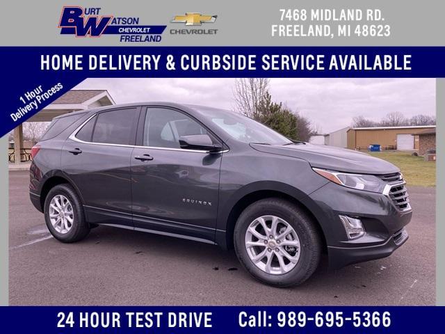 2021 Chevrolet Equinox Vehicle Photo in Freeland, MI 48623