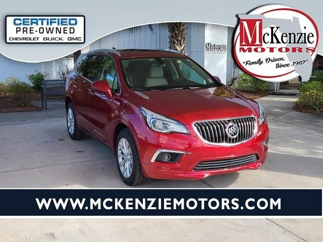 2018 Buick Envision Vehicle Photo in Milton, FL 32570