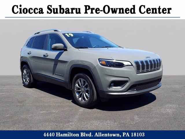 2019 Jeep Cherokee Vehicle Photo in Allentown, PA 18103