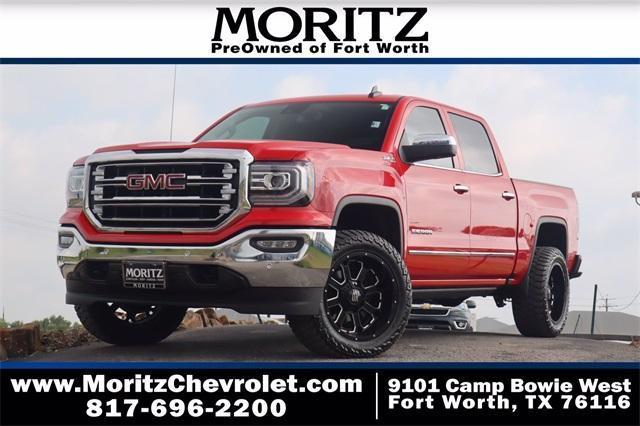 2017 GMC Sierra 1500 Vehicle Photo in Fort Worth, TX 76116