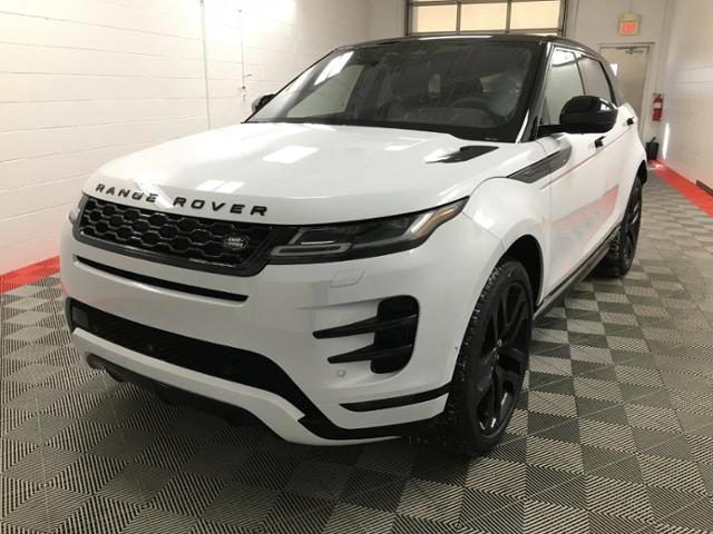 2021 Land Rover Range Rover Evoque Vehicle Photo in Appleton, WI 54913