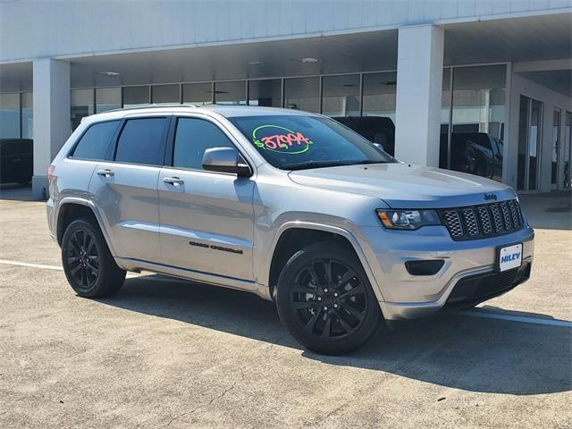 2019 Jeep Grand Cherokee Vehicle Photo in Fort Worth, TX 76116
