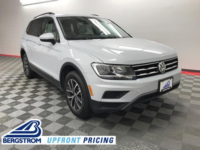 2018 Volkswagen Tiguan Vehicle Photo in Appleton, WI 54913