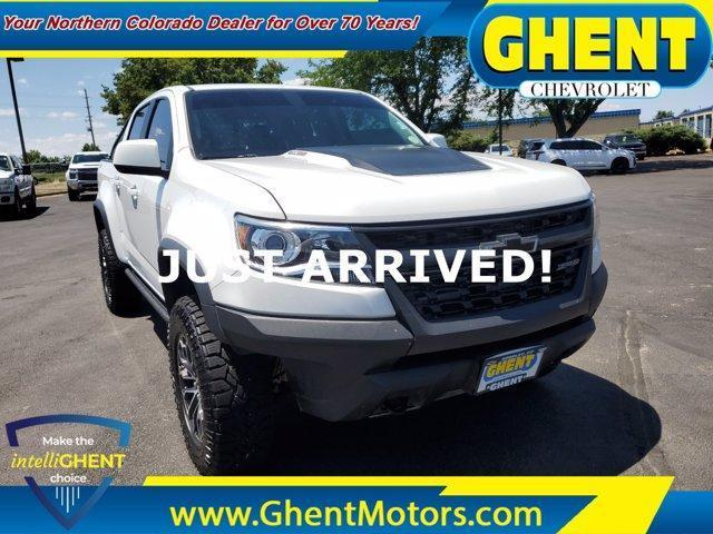 2018 Chevrolet Colorado Vehicle Photo in GREELEY, CO 80634-4125
