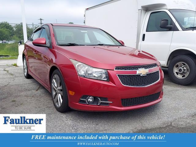 2012 Chevrolet Cruze Vehicle Photo in WEST CHESTER, PA 19382-4976