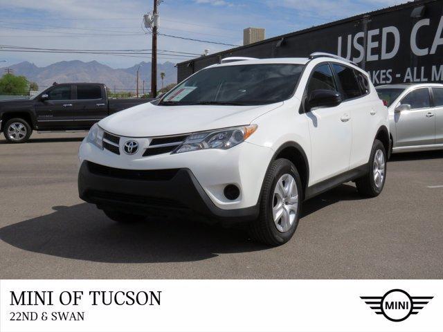 2014 Toyota RAV4 Vehicle Photo in Tucson, AZ 85711