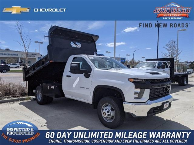 2021 Chevrolet Silverado 3500HD CC Vehicle Photo in Englewood, CO 80113
