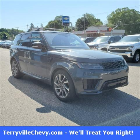 2018 Land Rover Range Rover Sport Vehicle Photo in Terryville, CT 06786