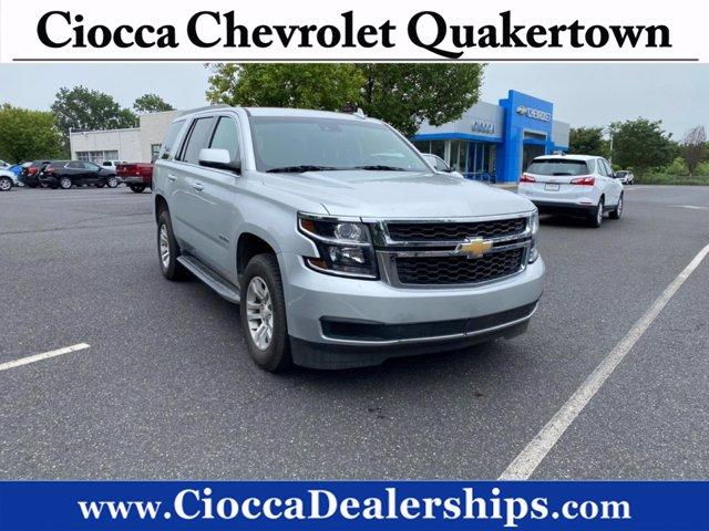 2017 Chevrolet Tahoe Vehicle Photo in QUAKERTOWN, PA 18951-2629