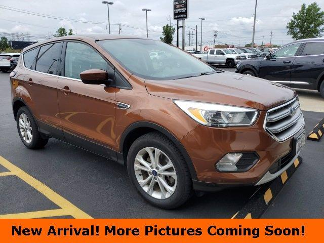 2017 Ford Escape Vehicle Photo in DEPEW, NY 14043-2608