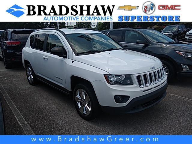 2017 Jeep Compass Vehicle Photo in Greer, SC 29651