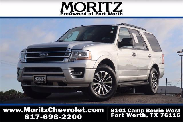 2017 Ford Expedition Vehicle Photo in Fort Worth, TX 76116