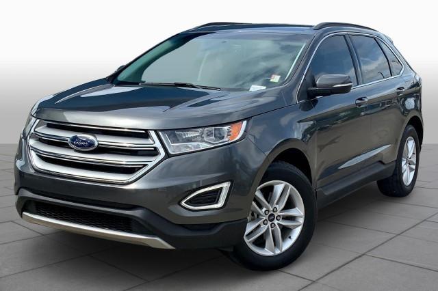 2017 Ford Edge Vehicle Photo in Tulsa, OK 74133