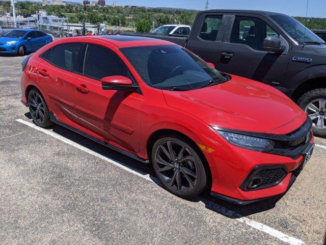 2018 Honda Civic Hatchback Vehicle Photo in Colorado Springs, CO 80905