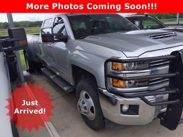 2019 Chevrolet Silverado 3500HD Vehicle Photo in SELMA, TX 78154-1460