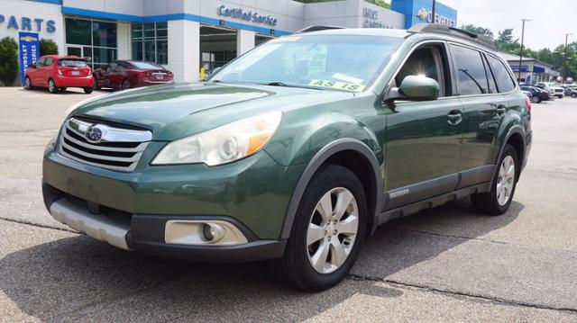 2010 Subaru Outback Vehicle Photo in MILFORD, OH 45150-1684