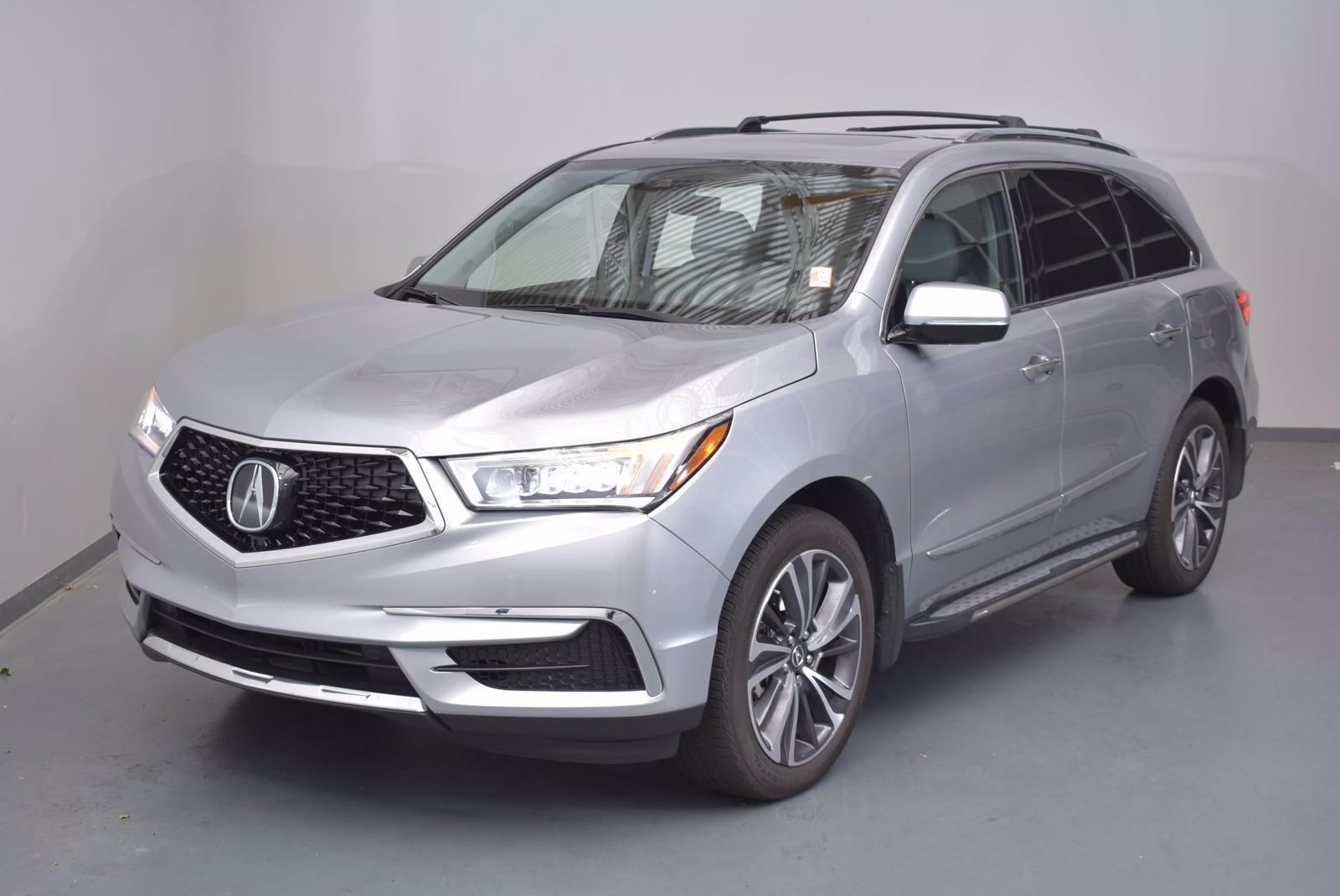 2020 Acura MDX Vehicle Photo in Cary, NC 27511
