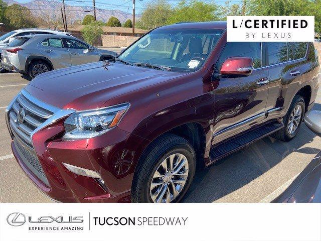 2019 Lexus GX 460 Vehicle Photo in Tucson, AZ 85712