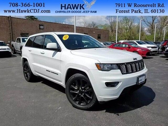 2018 Jeep Grand Cherokee Vehicle Photo in Plainfield, IL 60586