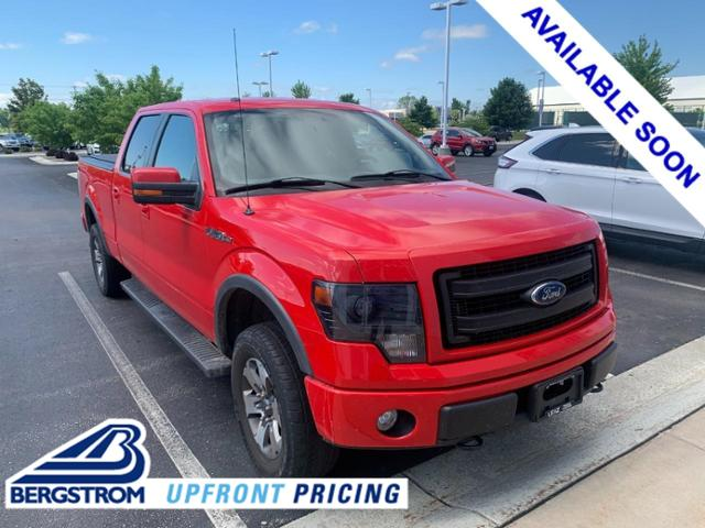 2014 Ford F-150 Vehicle Photo in Appleton, WI 54913
