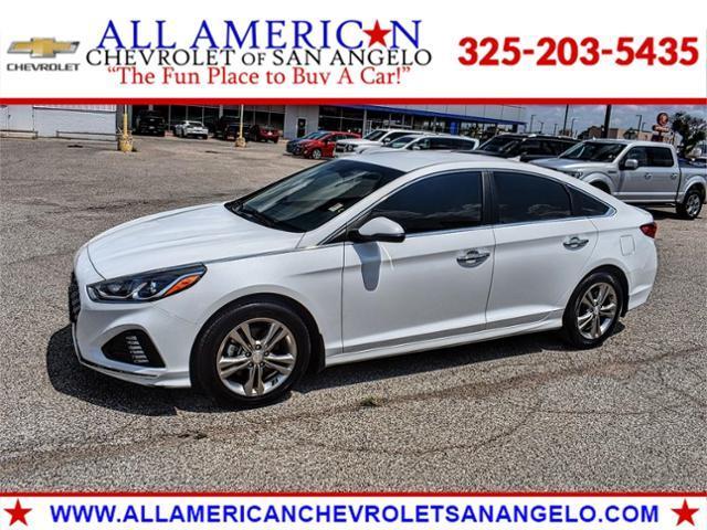 2019 Hyundai Sonata Vehicle Photo in SAN ANGELO, TX 76903-5798