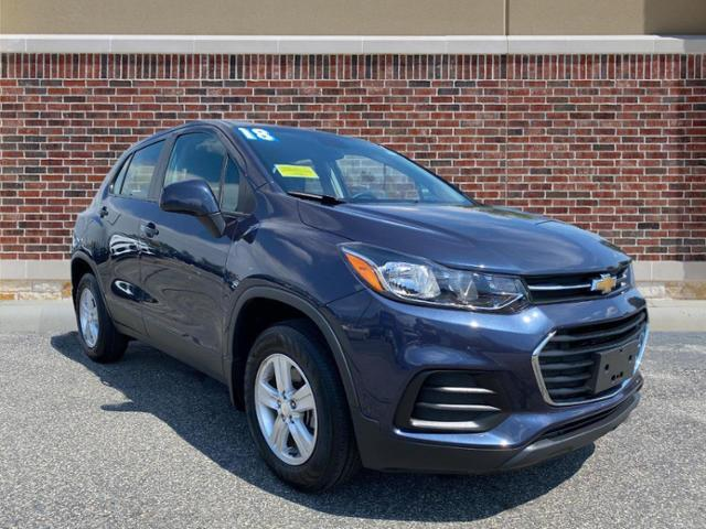 2018 Chevrolet Trax Vehicle Photo in HUDSON, MA 01749-2782