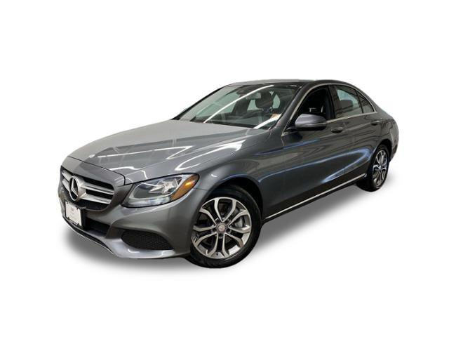 2017 Mercedes-Benz C-Class Vehicle Photo in PORTLAND, OR 97225-3518