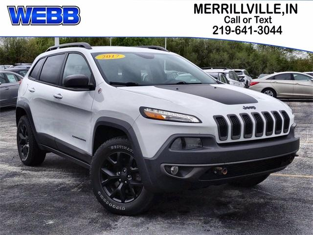 2017 Jeep Cherokee Vehicle Photo in Merrillville, IN 46410