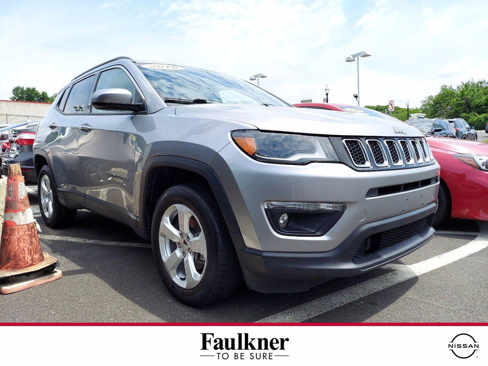 2018 Jeep Compass Vehicle Photo in Jenkintown, PA 19046