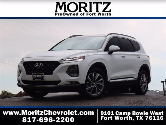 2019 Hyundai Santa Fe Vehicle Photo in Fort Worth, TX 76116