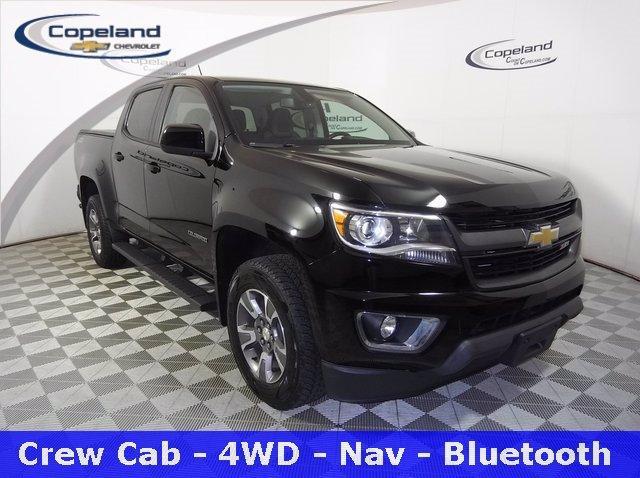 2015 Chevrolet Colorado Vehicle Photo in BROCKTON, MA 02301-7113