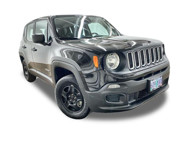 2018 Jeep Renegade Vehicle Photo in Portland, OR 97225