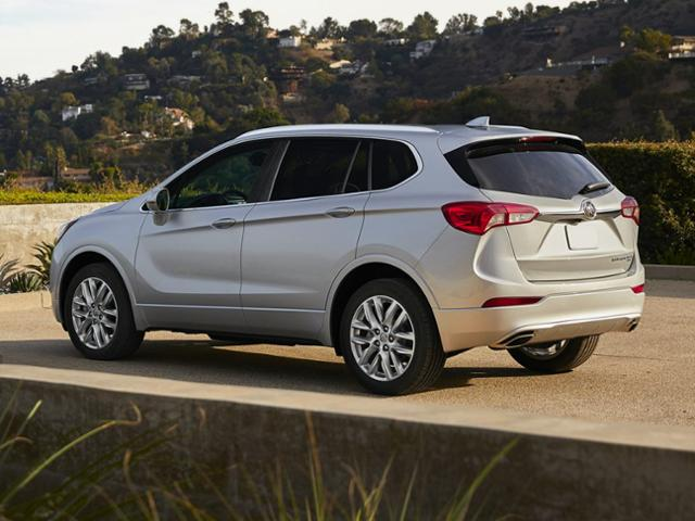 2019 Buick Envision Vehicle Photo in ROCHESTER HILLS, MI 48307-2741